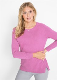 Pullover con cotone riciclato, bpc bonprix collection