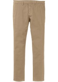 Pantalone chino elasticizzato slim fit tapered, RAINBOW