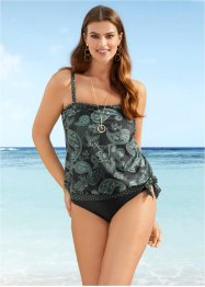 Tankini oversize (set 2 pezzi), bpc selection