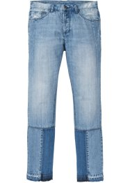 Jeans corto regular fit tapered, RAINBOW