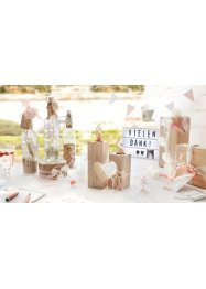 Portalumini (set 2 pezzi), bpc living bonprix collection