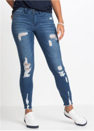 "Jeans super skinny ""Destroyed"", RAINBOW"