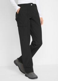 Pantaloni in softshell, bpc bonprix collection