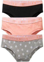 Panty cool in confezione da 3, bpc bonprix collection