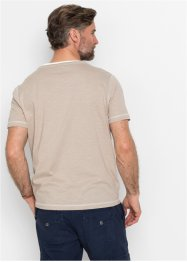 T-shirt serafino 2 in 1, bpc selection