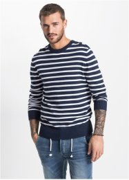 Pullover con bottoni sulla spalla regular fit, RAINBOW