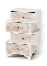 Cassettiera con 4 cassetti, bpc living bonprix collection
