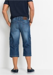Jeans a pinocchietto regular fit straight, John Baner JEANSWEAR
