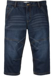 Jeans a pinocchietto regular fit tapered, John Baner JEANSWEAR