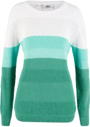 Maglione color block, bpc bonprix collection
