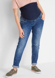 Jeans prémaman morbido in fantasia SLIM, bpc bonprix collection