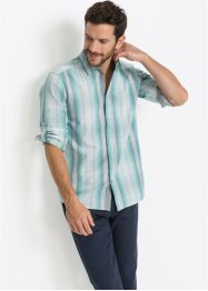 Camicia con manica lunga regolabile, bpc bonprix collection