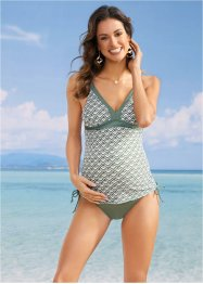 Tankini prémaman (set 2 pezzi), bpc bonprix collection