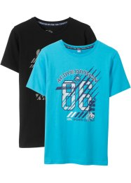 T-shirt (pacco da 2), bpc bonprix collection