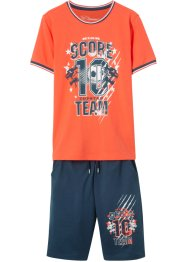 T-shirt e pantaloni (set sportivo 2 pezzi), bpc bonprix collection