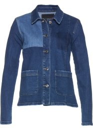 Giacca di jeans patchwork, bpc selection