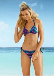Bikini con reggiseno push-up a triangolo, RAINBOW