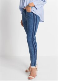 Jeans con bande laterali, RAINBOW