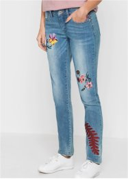 Jeans skinny con toppe, RAINBOW