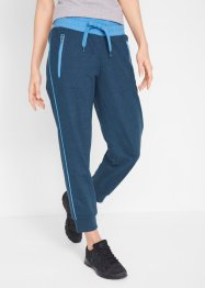 Pantaloni in felpa 7/8, bpc bonprix collection