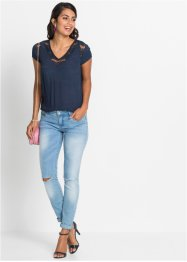 Jeans push-up skinny, BODYFLIRT
