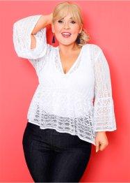 Camicia Con Peplum Maite Kelly Bpc Bonprix Collection Donna