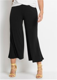 Pantalone in jersey 3/4 con spacchi, BODYFLIRT