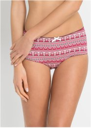 Culotte a vita alta (pacco da 5), bpc bonprix collection