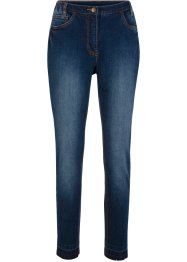 Jeans 7/8 con frange al fondo, bpc bonprix collection