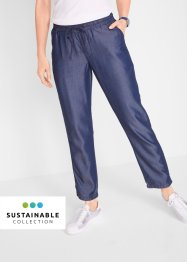 Pantalone in lyocell sostenibile, bpc bonprix collection