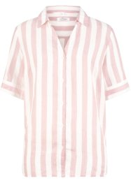 Camicia in Lyocell e lino sostenibile, bpc bonprix collection