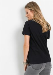 T-shirt con paillettes, bpc selection
