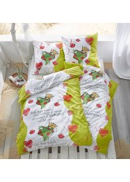 Biancheria da letto con rospi, bpc living bonprix collection