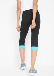 Leggings capri per lo sport livello 1, bpc bonprix collection