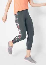 Leggings 3/4 per lo sport livello 1, bpc bonprix collection