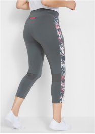 Leggings a pinocchietto sportivi livello 1, bpc bonprix collection
