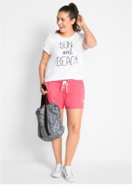 Shorts in felpa (pacco da 2), bpc bonprix collection