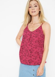 Top in cotone fantasia, John Baner JEANSWEAR