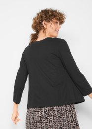 Cardigan con maniche a 3/4, bpc bonprix collection