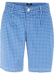 Pantaloncino a quadretti, bpc bonprix collection