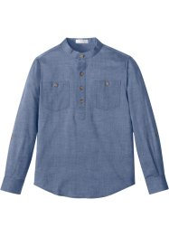 Camicia con manica regolabile slim fit, bpc bonprix collection