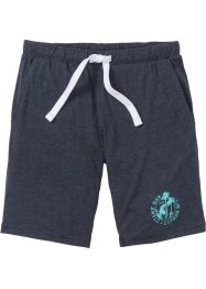Shorts in jersey con stampa, bpc bonprix collection