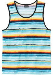 Canotta slim fit, RAINBOW