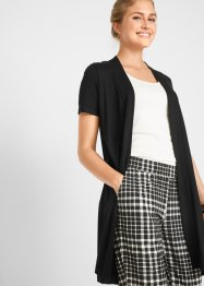 Cardigan in jersey a mezze maniche, bpc bonprix collection
