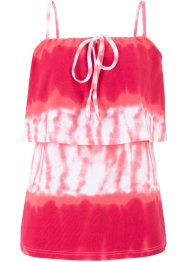 Top in jersey con sfumature, bpc bonprix collection