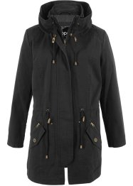 Parka corto in cotone, bpc bonprix collection