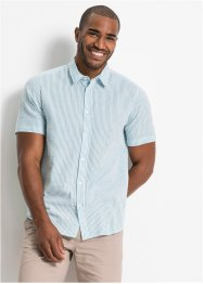 Camicia in seersucher a righe sottili, bpc bonprix collection