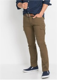 Pantaloni cargo slim fit, bpc bonprix collection