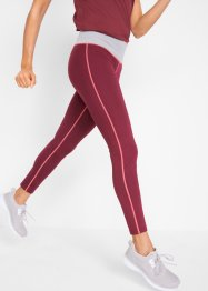 Leggings sportivi modellanti livello 2, bpc bonprix collection