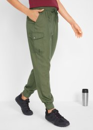 Pantaloni funzionali con tasche applicate, bpc bonprix collection